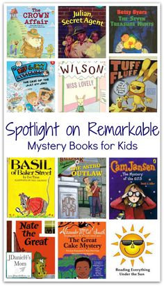 Spotlight on Remarkable Mystery For Kids