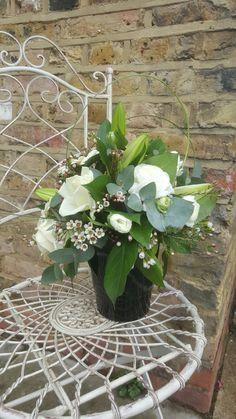 Sympathy flowers #bellasblooms #funeralflowers #funeraltribute #funeral #flowers #tribute #funeraltributes www.bellasblooms.co.uk