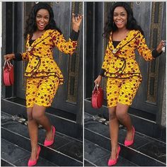 Short Ankara Dresses for Weddings ; Top And Trouser - Short Ankara Dresses for Weddings ; Top And Trouser – DeZango Fashion Zone Source by maddoyobo - Short Ankara Dresses, Ankara Skirt And Blouse, Ankara Gown Styles, Ankara Gowns, African Print Dresses, African Print Fashion, African Fashion Dresses, African Dress, African Prints