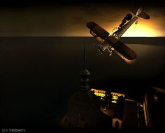 Old air crash by Nessuno Myoo by Sivi Kelberry, via Flickr