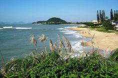 Praia de Pedras Brancas, Barra Velha (SC)