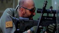 Milli keskin nişancı tüfeği Bora 12 - YouTube
