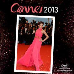 #Freida Pinto #Look #MakeUp #Cannes #RedCarpet #LorealParisAr