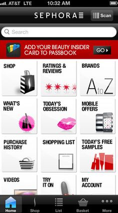 Sephora Sees 167% Boost In #Mobile Orders During 2012