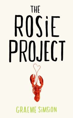The Rosie Project. Currently reading thanks to @Chris Cote O'Hare, and loving the Sheldon Cooper vibe already.