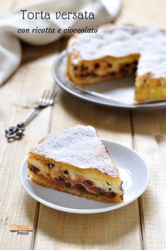 Italian Food on the Go Italian Dinner Menu, Nutella, How To Make Omelette, Food & Wine Magazine, Italian Cake, Torte Cake, Mediterranean Recipes, Dessert Recipes, Desserts