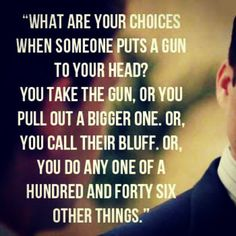 Quote by Harvey Specter