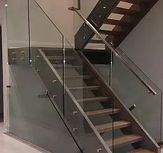 Sometime a staircase is more then just a devise we use to go up and down. Art is exactly what these featured stairs are