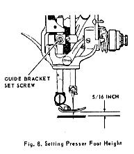 Singer Featherweight Service Manual 5