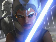 Ahsoka Tano, a Togruta female, was the Padawan learner to Anakin Skywalker and a hero of the Clone Wars. Alongside Anakin, she grew from headstrong student into a mature leader. But her destiny laid along a different path than the Jedi. Star Wars Clones, Star Wars Fan Art, Star Wars Rebels, Star Wars Clone Wars, Jedi Meister, Asoka Tano, Images Star Wars, Star Wars Drawings, Star Wars Wallpaper