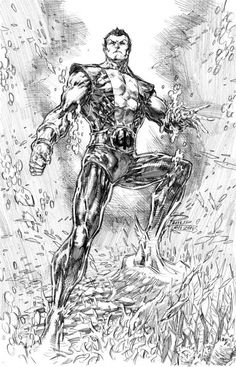 Philip Tan Comic Artist | Philip Tan posted a couple new sketches on his Facebook page this week ...