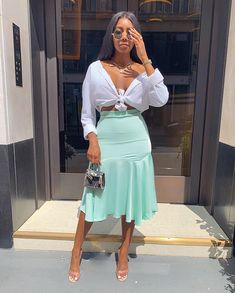 Classy Outfits, Chic Outfits, Girl Outfits, Fashion Outfits, Spring Summer Fashion, Spring Outfits, Baddie Outfits For School, Mode Ootd, Grunge