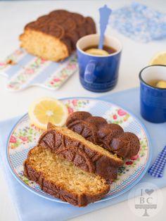 Loaf Cake de té al limón | I Love Bundt Cakes
