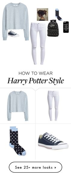 """Untitled #309"" by ncook1123 on Polyvore featuring ONLY, MANGO, Converse and Vans"