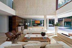 Guarujá Residence by Patricia Bergantin Arquitetura   HomeAdore