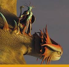 valka how to train your dragon - Her armor is epic