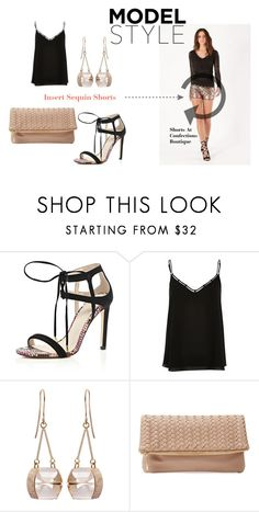 """""""Confections Boutique & Bags"""" by cherea on Polyvore featuring River Island, Kattri and Deux Lux"""