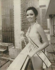 Maria Margarita Moran - Philippines - Miss Universe 1973 | Miss ...