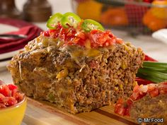 "Is there a ""secret ingredient"" in your favorite meatloaf recipe? There is in ours! Our Secret Ingredient Meatloaf calls for one shortcut ingredient that doesn't just make life easier, but it makes the meatloaf so moist and flavorful, too! Aren't you glad we've let you in on our little secret?"