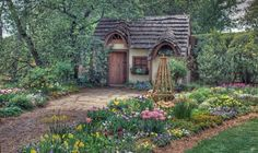 The Magical Cottage - Pixdaus
