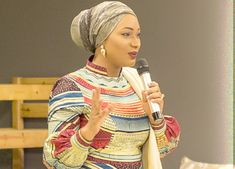 Image result for Samira Bawumia African Wear, African Women, African Dress, Lace Gown Styles, African Blouses, African Traditions, Modern Hijab Fashion, Kente Styles, African Traditional Dresses