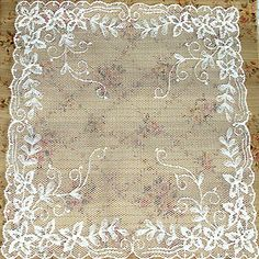 french+lace+tablecloths | French Lace