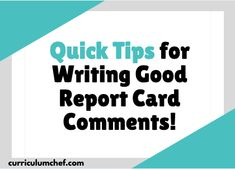 These report card comments targeted to struggling students and those with significant weaknesses will save you time and overwhelm. Reading Levels, Reading Skills, Writing Skills, Writing Tips, Preschool Report Card Comments, Report Comments, Nonfiction Text Features, Positive Comments, Report Writing