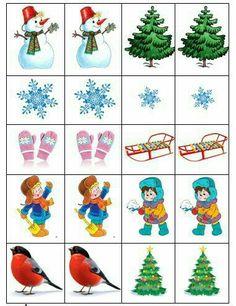 """Oktatási programmal a gyermekek év a """"Winter"""" (abstract). Christmas Activities For Kids, Winter Crafts For Kids, Preschool Christmas, Preschool Learning Activities, Winter Kids, Christmas Games, Preschool Art, Winter Activities, Infant Activities"""