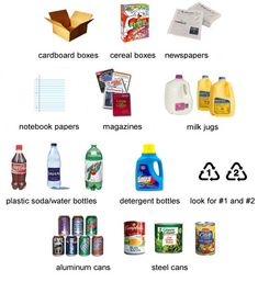 Want to know how to properly prepare your stuff for recycling? Your local recycler will thank you.