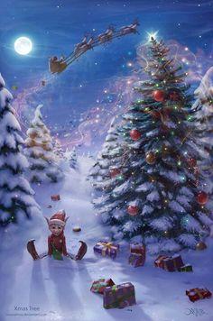 Christmas Night*