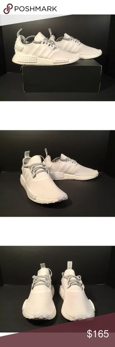 Adidas NMD R1 Item details:   -adidas brand  -in great condition  -Men's Size 11  -boost technology  -NMD R1   All my shoes are 100% authentic. Buyer satisfaction is very important to me and I will always do my best to make sure you have a good experience when purchasing my items. I sell many hard to find, past season, and popular shoes at discount prices. If I have the box for the shoes, I always include it in the pictures. adidas Shoes Athletic Shoes