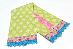 Banded Towel Tutorial