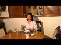 Dining Etiquette - إتيكيت تناول الطعام