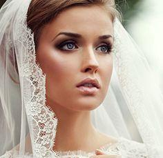 Secretos para un maquillaje de novia perfecto