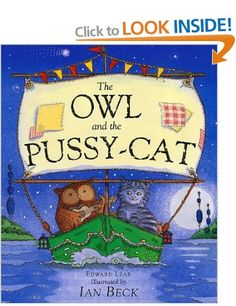The Owl And The Pussycat: Amazon.co.uk: Ian Beck: Books