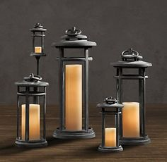 Candlelight & Scent Collections | Restoration Hardware