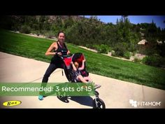 Here is How You Get in Shape with Your Baby! - FIT4MOM