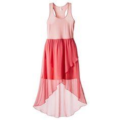 Xhilaration® Juniors Tulip Maxi Dress - Assorted Colors
