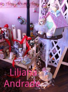 Como este lindo buzón y mil cositas más podrás adquirir en caracoles boutique… Clay Bear, Biscuit, Clay Figurine, Fondant Figures, Cold Porcelain, Christmas Diy, Polymer Clay, Crafts, Liliana