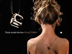 Pring® Cubes - Keep it personal! Silver, bronze or gold!