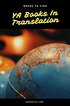 Add more translated books to your reading life with this guide to finding YA books that are in translation.   where to find books | translated books | books in translation | YA books in translation