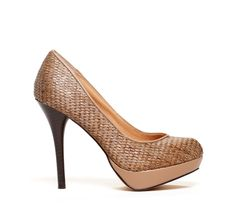 """These are unique... Raffia pumps.  Great for Summer!    Sole Society """"Raffie"""", $49.95"""