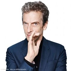 12th Doctor: Peter Capaldi