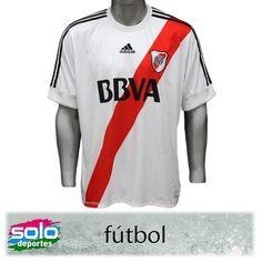 Camiseta River Plate BBVA Oficial  $ 499,00 (U$S $109.93)
