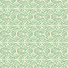 Joel Dewberry Empire Weave Jade Home Dec Weight Sateen fabric