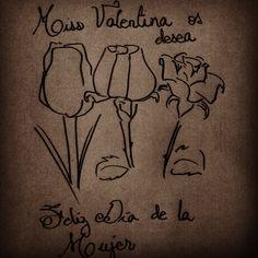 Feliz día de la Mujer. Nuestro día no es solo hoy, son los 365 días del año! 👠👜👛💅🏻💄 #diadelamujer