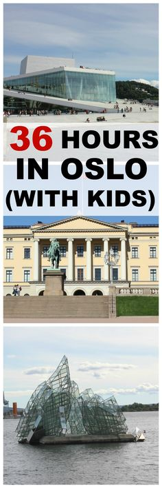 How to spend 36 hours in Oslo - with kids via Wander Mum family travel blog
