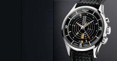 Vulcain Nautical Heritage - Steel 100152.080L