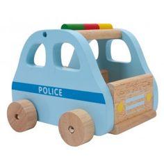 Hračka autíčko policajti