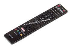 LC80UH30U Sharp Remote Control SHA-REM-257617